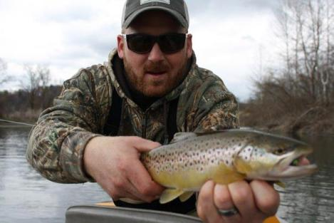 More year round fishing opportunities will be available in SW Vermont starting in January
