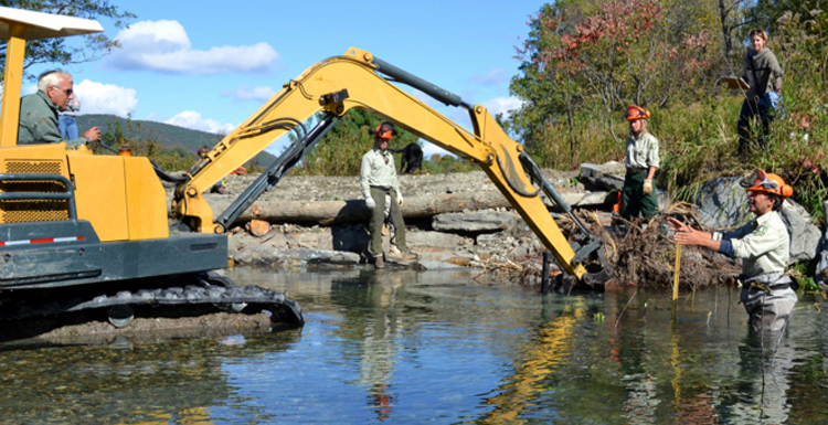 2012 Mettawee River Project