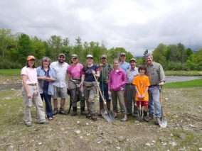 """A huge """"Thank you!"""" to all the volunteers helped with this effort"""