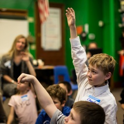 TIC raise hand